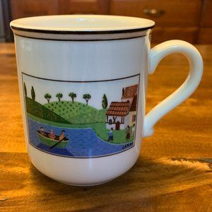 Villeroy & Boch Design Naif Mug - Boaters